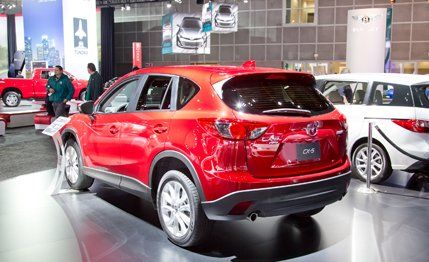 2014 Mazda CX5 Photos and Info  News  Car and Driver