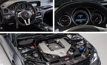 Worksheet. 2014 MercedesBenz C63 AMG Edition 507 Test  Review  Car and Driver