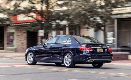 2014 MercedesBenz E350 4MATIC Sedan Test  Review  Car and Driver