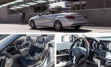 2014 Mercedes-Benz E550 Cabriolet Test | Review | Car and Driver