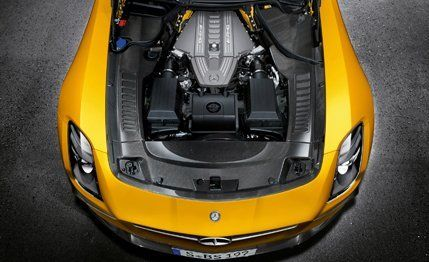 2014 MercedesBenz SLS AMG Black Series Photos and Info  News