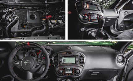 Nissan Juke NISMO / NISMO RS Reviews | Nissan Juke NISMO / NISMO RS Price,  Photos, And Specs | Car And Driver