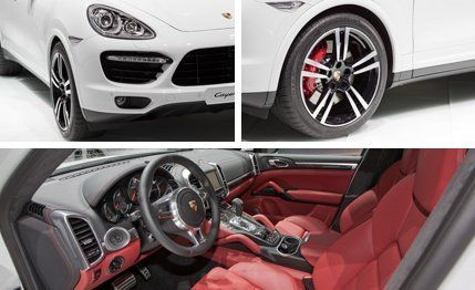 2014 Porsche Cayenne Turbo S Photos and Info  News  Car and Driver