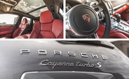 2014 Porsche Cayenne Turbo S Test  Review  Car and Driver