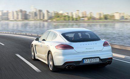 2014 Porsche Panamera Photos and Info  News  Car and Driver