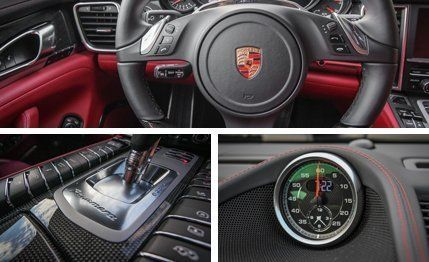 2014 porsche panamera turbo executive test review car and driver view 33 photos sciox Gallery