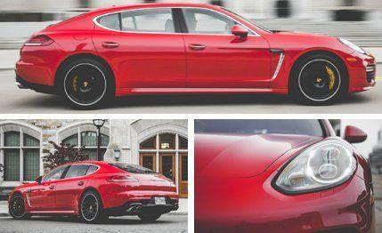 2014 Porsche Panamera Turbo S Executive  Review  Car and Driver