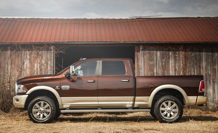 2014 Ram 2500 HD Crew Cab 4x4 Diesel Test | Review | Car and Driver