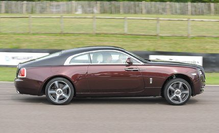 Rolls-Royce Wraith Reviews | Rolls-Royce Wraith Price, Photos, and