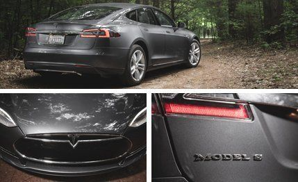 Tesla Model S Full Test Review Car And Driver - 2014 tesla model s