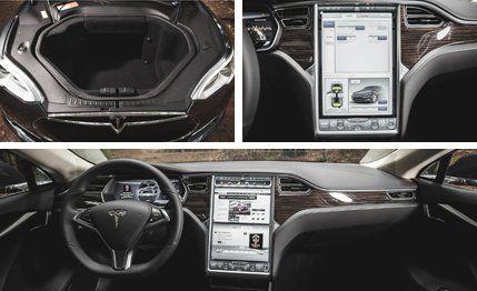 Tesla Model S Full Test Review Car And Driver - 2014 tesla