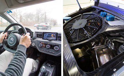 2014 Volkswagen XL1 First Drive | Review | Car and Driver