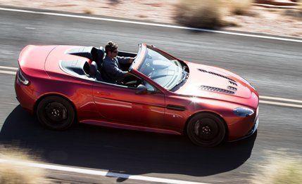 2015 Aston Martin V12 Vantage S Roadster Photos And Info 8212