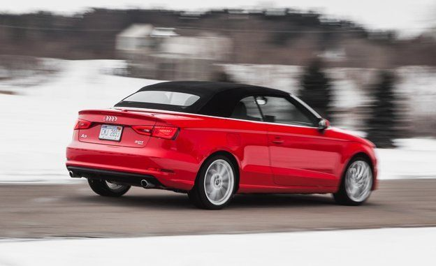 2015 audi a3 20t cabriolet test review car and driver view 33 photos sciox Images
