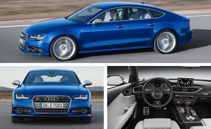 2016 Audi A7 / S7 Photos and Info | News | Car and Driver