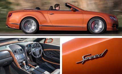 2015 Bentley Continental GT Speed First Drive | Review | Car and Driver