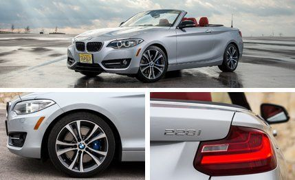 BMW I Convertible First Drive Review Car And Driver - 2015 convertible bmw