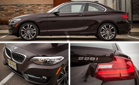 Bmw 228i 0 60 >> 2015 Bmw 228i Xdrive Coupe Test 8211 Review 8211 Car And Driver