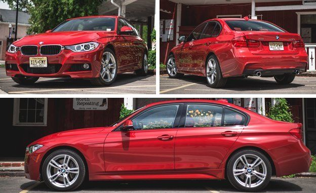 BMW I XDrive Test Review Car And Driver - 2014 bmw 335i xdrive m sport