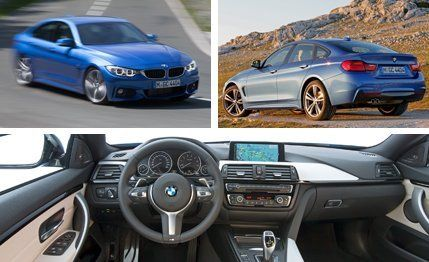 2015 BMW 4series Gran Coupe First Drive  Review  Car and Driver