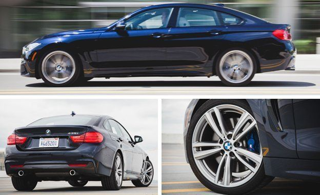 BMW I Gran Coupe Test Review Car And Driver - Bmw 435i gran coupe xdrive