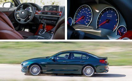 2015 BMW Alpina B6 Gran Coupe Test | Review | Car and Driver