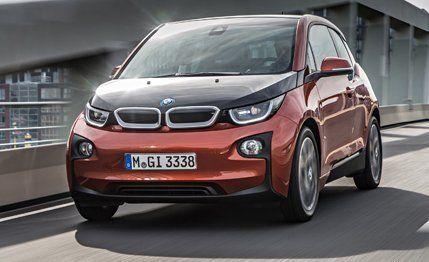 View 77 Photos 2014 BMW I3 Giga World