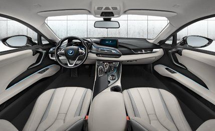 BMW I Photos And Info News Car And Driver - 2015 bmw i8 coupe price