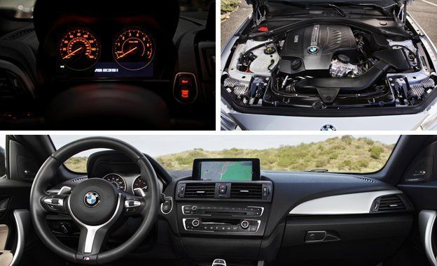 2015 Bmw M235i Xdrive Instrumented Test Review Car And Driver