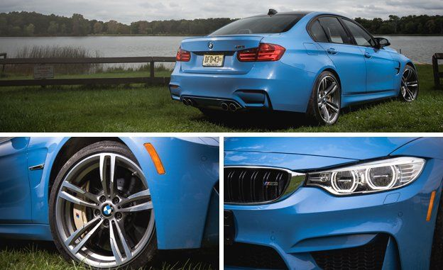 BMW M DCT Automatic Test Review Car And Driver - Automatic bmw m3