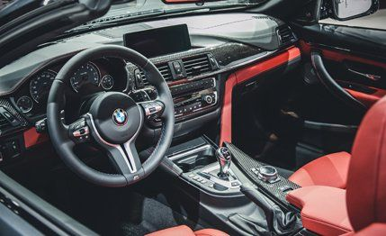 BMW M Convertible Photos And Info News Car And Driver - 2015 bmw m4 convertible price