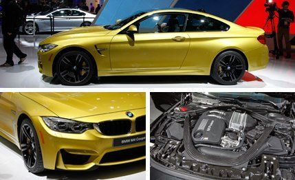 2015 BMW M4 Coupe Photos and Info | News | Car and Driver