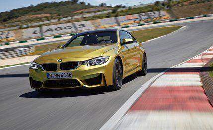BMW M Coupe First Drive Review Car And Driver - 2015 bmw m4 msrp