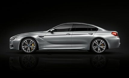 BMW M6 Gran Coupe Reviews