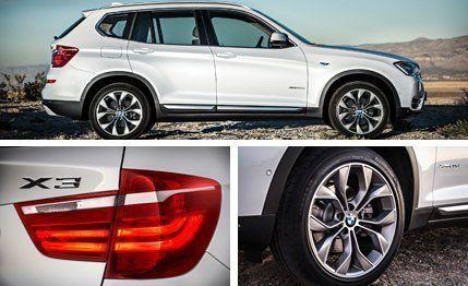 2015 BMW X3 XDrive28d Diesel Test