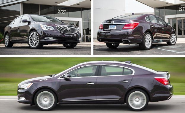 big roadshow review and comfort buick auto lacrosse bandwidth