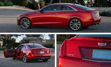 2015 Cadillac Ats Coupe Photos And Info 8211 News 8211 Car And