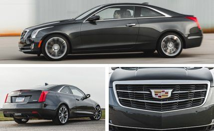 2015 Cadillac Ats Coupe 2 0t Manual Test Review Car And Driver
