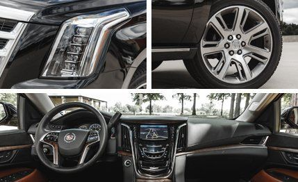 2015 Cadillac Escalade Awd Test Review Car And Driver