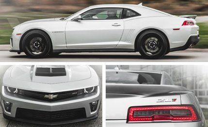 2015 Chevrolet Camaro ZL1 Test | Review | Car and Driver