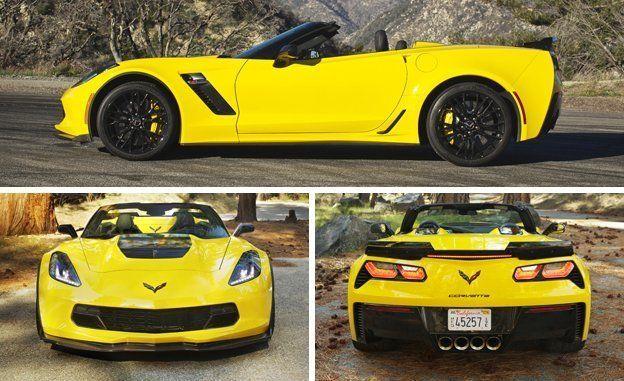2017 Chevrolet Corvette Z06 Convertible Automatic Test Review Car And Driver