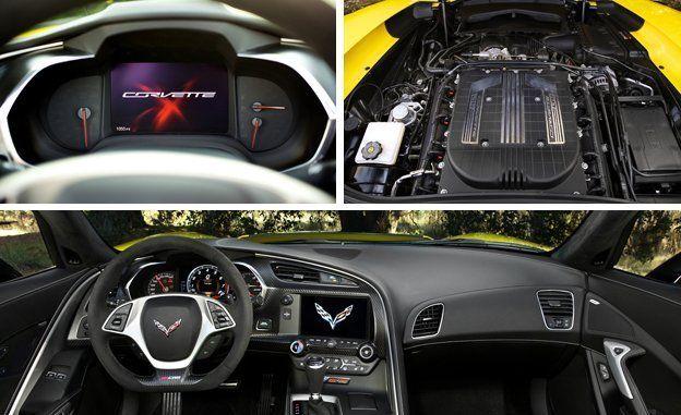 2015 Chevrolet Corvette Z06 Convertible Automatic Test  Review