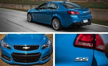 2015 chevrolet ss manual instrumented test review car and driver publicscrutiny Gallery