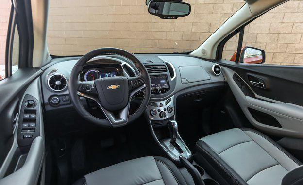 2015 chevrolet trax awd test review car and driver view 25 photos sciox Image collections