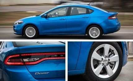 Dodge Dart 0 60 >> 2015 Dodge Dart 2 4l Automatic Test Review Car And Driver