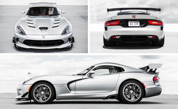 2015 Dodge Viper GTC Test | Review | Car and Driver