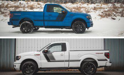 F 150 Tremor >> 2014 Ford F 150 Tremor 3 5l Ecoboost V 6 4x2 4x4 Test Review Car