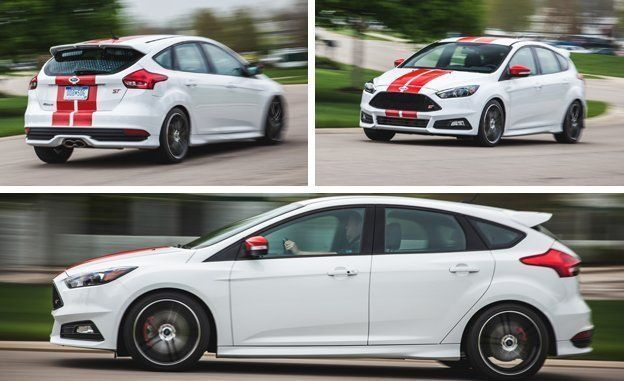 Ford Focus St Reviews Price Photos And Specs Car Driver