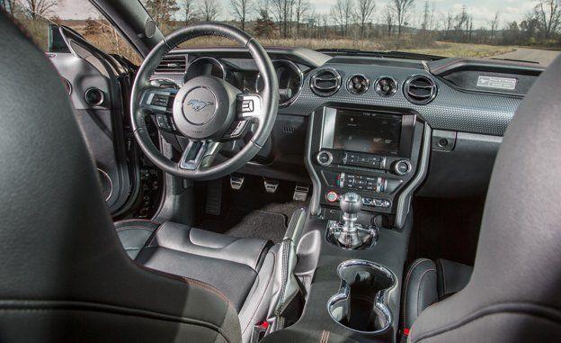 Mustang 2015 ecoboost specs