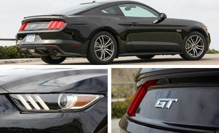 2015 ford mustang gt automatic test review car and driver rh caranddriver com mustang gt automatic vs manual mustang gt automatic vs manual 0-60